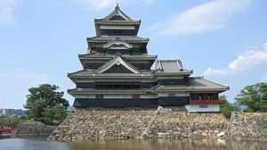 【連載】中島卓偉の勝手に城マニア 第13回「松本城(長野県) 卓偉が行ったことある回数 5回」