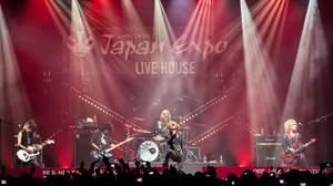 ナイトメア、<Japan Expo>で初海外ステージ。5000人大興奮