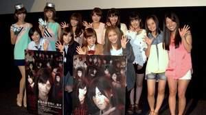 【Kawaii girl Japan】T-Paletteアイドル出演映画『讐 ~ADA~』舞台挨拶にアプガ、バニビ、リリスクら集結
