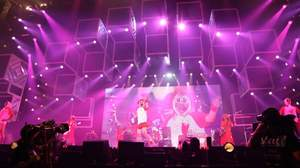 <a-nation island>2日目は仙台貨物、WORLD ORDER、D-LITE等9組で渋谷がヒートアップ