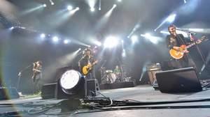 【ライブレポート】「千葉へようこそ!」BUMP OF CHICKEN、初スタジアムライブで3万5000人の観客を魅了