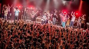 ピロウズ主催。THE COLLECTORS、Theピーズ、TOMOVSKY、怒髪天の60年代生まれおっさんバンドが名古屋に集結