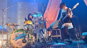 チャットモンチー、大雪のZepp DivercCity公演を全曲収録&初の5.1chサラウンド映像作品発売