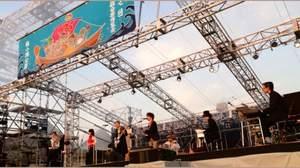 くるり主催<京都音楽博覧会2013 IN 梅小路公園>大盛況。「個人的には1000年ぐらい続けたい」