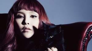 矢沢洋子、新作『Bad Cat』は矢沢永吉プロデュース