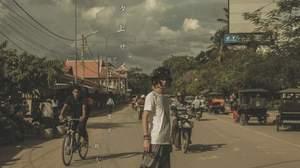 咲人(NIGHTMARE)、カンボジア旅行を撮り下ろし写真と書き下ろし原稿で綴る、旅行記『TABISITE』発売