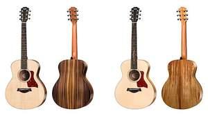 Taylorから人気の「GS Mini」に2013年秋の限定モデル2種登場、ローズウッド復刻&ハワイアン・コア初登場