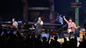 BEGIN、国内コンサートツアー<帰郷>スタート「泣くも笑うも自由に!好きな時に踊って歌って!」