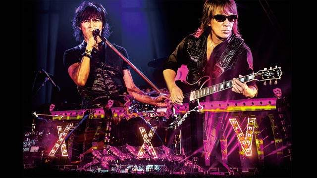 B'z ライブ映像作品『B'z LIVE-GYM Pleasure 2013 ENDLESS SUMMER -XXV BEST-』を2014年1月リリース