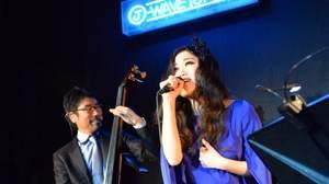 JUJUと亀田誠治、J-WAVE 81.3FM冬のキャンペーンソングをステージ初披露&配信開始