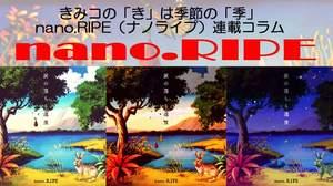 【連載】nano.RIPEきみコの「き」は季節の「季」第21回「ココロに痕」
