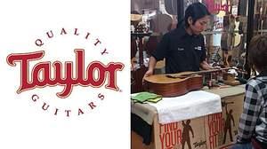 Taylor Guitarsギター無料診断会、山野楽器 サウンドクルー吉祥寺店、島村楽器 ミーナ町田で開催