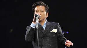 【ライブレポート】藤井フミヤ、5年振りの武道館カウントダウンライブで「30周年ということで懐かしい曲をいっぱい歌ってます」