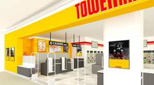 TOWERminiの全国10店舗目、大阪・枚方市の「くずはモール」にオープン