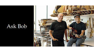 Taylorの季刊誌に掲載するボブ・テイラー氏への質問を大募集! 社長がユーザーの質問に答える「Ask Bob」