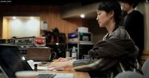 安藤裕子、レコーディング映像を初公開