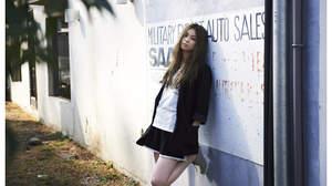 片平里菜、2曲連続で渋谷女子高生のアンテナにヒット