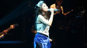 JUJU、全42公演10万人動員の全国ツアー東京公演初日でリクエスト曲も