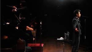 藤井フミヤ、初のフルオーケストラ公演スタート「天まで届くよう歌います」