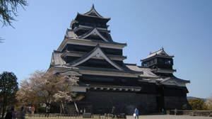 【連載】中島卓偉の勝手に城マニア 第23回「熊本城(熊本県) 卓偉が行ったことある回数 軽く20回くらい」