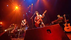 【ライブレポート】doa、10周年記念ライブで絆と感謝の熱演