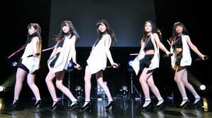 東京女子流、ハードボイルドな5ヶ月連続・月1の赤坂BLITZ公演がスタート