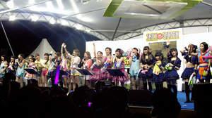 【写真・レポート】<TIF2014>2日目 東京女子流、SMILE GARDEN初の大トリ。そしてフィナーレ後アンコールまで