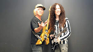 【インタビュー】高崎晃 vs マーティ・フリードマン、出会い~ギター~音作り~そして未来への15,000文字超ロング対談