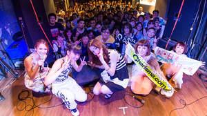 當山みれい×安田レイ×Charisma.comが大阪で白熱ライブ