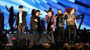 <a-nation stadium fes.>開幕。初日ヘッドライナーにBIGBANG、サプライズは三代目J Soul Brothers
