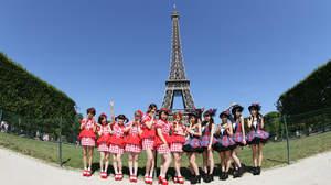 【インタビュー】Berryz工房×℃-ute、「もうずっとここにいたいと思いました」@<JAPAN EXPO>