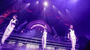 "w-inds.、""レトロモダン""に魅せたツアー<LIVE TOUR 2014""Timeless"">日本ファイナル公演"
