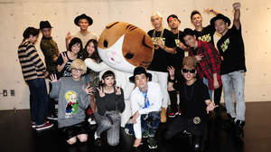 【イベントレポート】「musicるTV」主催イベント、大原櫻子・Rihwa・DOBERMAN INFINITY・C&K・EXILE SHOKICHが乱舞