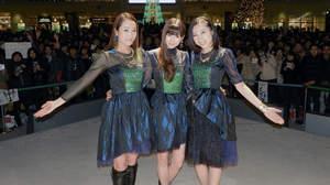 Kalafina、ラゾーナ川崎で新曲「lapis」初披露