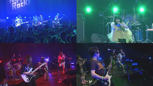 【イベントレポート】熱いライブ収録、フェス型番組『NiPPoN RockS Vol.3』