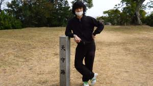 【連載】中島卓偉の勝手に城マニア 第30回「徳島城(徳島県) 卓偉が行ったことある回数 2回」