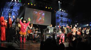 【イベントレポート】hideを愛する豪華アーティストたちのセッションで沸いた、生誕50周年ライブ