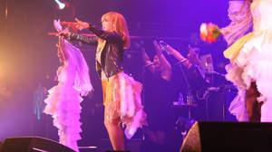 【ライブレポート】MINMI「東京の女の子って、なんで可愛い子が多いの?ジェラース」