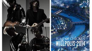 BUMP OF CHICKEN、東京ドームライブ 初音ミクと生共演した「ray」映像公開