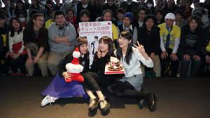 【イベントレポート】℃-uteのメンバーが怒ったら。「愛理は怖いすーさん描きはじめる」「なっきぃはティッシュ投げる」
