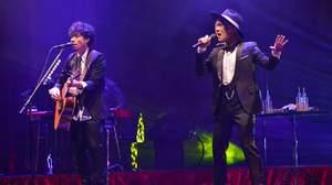 吉田山田、初のTVレギュラー番組に『オンガク開放区』が決定