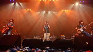 【ライブレポート】doa、ツアーファイナルで「今年もアコースティックツアーやります!」