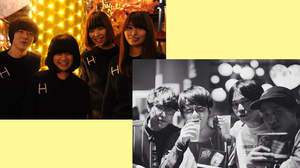 Yogee New Waves、Homecomingsと共に渋谷クアトロでイベント開催