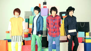KANA-BOON、大阪城ライブでシングル「なんでもねだり」リリースを発表