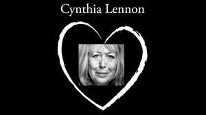 ジョン・レノンの最初の妻シンシア、死去