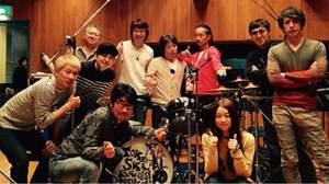 片平里菜、「眼鏡越しの空」メイキング映像に亀田誠治や豪華ミュージシャン陣の姿