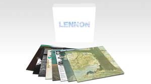 ジョン・レノン、ヴィニール盤コレクションを発売