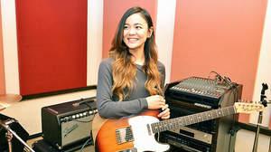 「ワウの音ヤセが気になるギタリストは絶対使ってみて!」、BOSSのワウ・ペダル「PW-3」をFLiPのYukoが徹底試奏