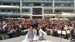 【イベントレポート】Kalafina、ラゾーナ川崎プラザで新曲熱唱