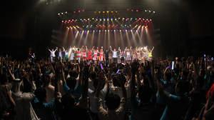 【イベントレポート】J-POP、ロック、歌謡曲…ジャンルごちゃまぜの音楽イベント<MUSIC FESTA vol.3>東京公演